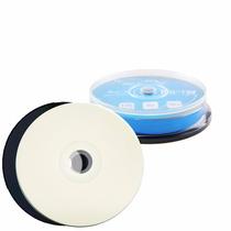 Dvd-r Blu-ray Multilaser Shirink Print Branco 25 Gigas C/10