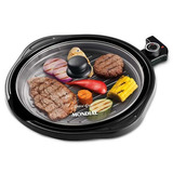 Grill Redondo Smart Grill 2 Em 1 G-04 220v Mondial
