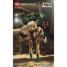 Lego 8000 Star Wars Techmic Episode I Pit Droid