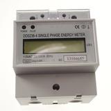 Medidor Consumo De Energia Digital Monofásico 110 -127v 100a