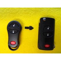 Carcasa Remoto Modificacion Dodge Caravan Y Mas Envio Gratis