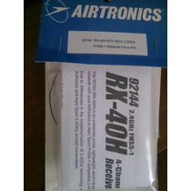 Receptor Sanwa Airtronics Fhss-1 2.4ghz 4 Canales
