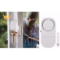 Alarma Electrónica Para Puerta Ventana Casa Negocio Seguro