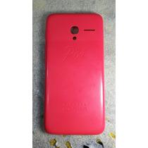 Tapa Color Rosa Original Alcatel 5017a