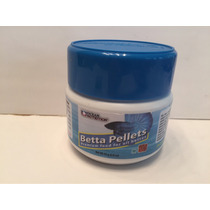 Alimento Ocean Nutrition Betta Pellets Corona Rosetail 75 G