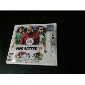 Fifa Soccer 2012 Nintendo 3ds