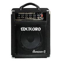 Cubo Amplificador Contrabaixo 30w Star Black 8 Meteoro