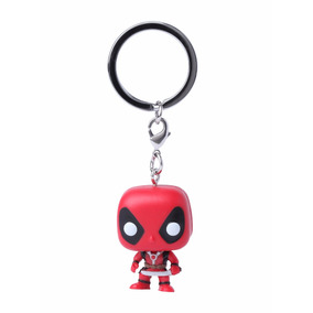 Chaveiro Funko Pop Marvel - Deadpool