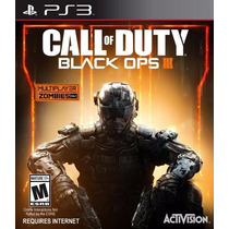 Call Of Duty Black Ops 3 Español + Zombis + Pase Online