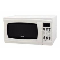 Microondas Rca Rmw1112 1.1 Cubic Feet Microwave Oven, White