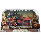 Transformers Human Alliance Mudflap