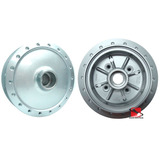 Cubo Roda Ybr125 Factor125 Rd135 Dianteiro + Traseiro (par)