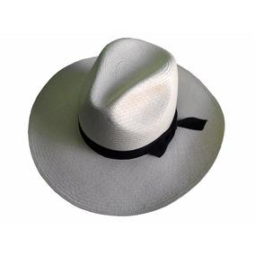 Sombrero Bronco Jipi Japa (panamá) Ala Gde. Col. Natural Lbf
