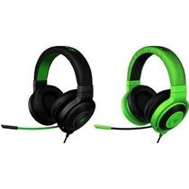 Headset Gamer Razer Kraken Pro Fone Com Microfone ! Oferta