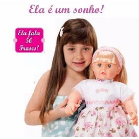 Boneca Babalu, Bebezão, Fala 50 Frases