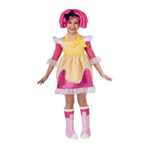 Lalaloopsy Crumbs Sugar Deluxe Costume Cookie - Niño