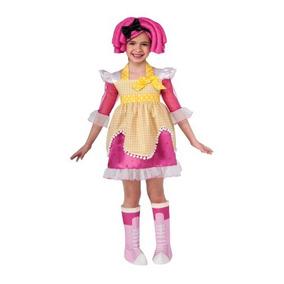 Lalaloopsy Crumbs Sugar Deluxe Costume Cookie - Niño