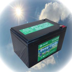 Batería Agm Ciclo Profundo 12 V. 15ah, Enertik