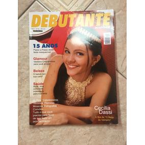 Revista Debutante Acontece Cecília Dassi 15 Anos N°3