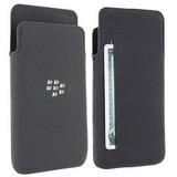 Microfibre Pocket Z10 Blackberry Original