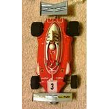 Coleção Completa Autorama F1 Estrela Decada De 70