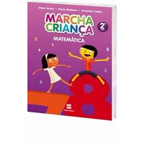 Livro Matemática 2º Ano Marcha Criança Ed:scipione