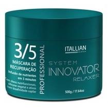 Itallian Hair Tech Innovator Mascara De Recuperação Original