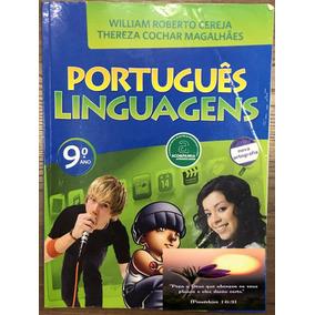 Livro Português Linguagens 9º Ano - Willian R. Cereja.