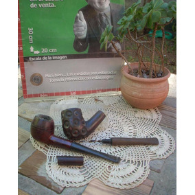 Antiguas Pipas Britain Black Everest Real Briar (6537)
