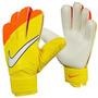 Luvas De Goleiro Nike Gk Match Amarela Laranja Tam 6