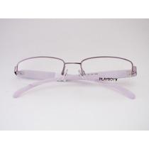 Armação Para Óculos Playboy Feminina M5526