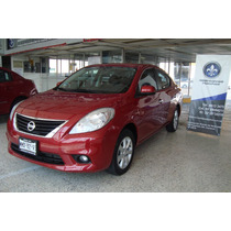 Nissan Versa Advance Excelentes Condiciones