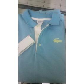 Camiseta Gola Pólo Lacoste Luminol
