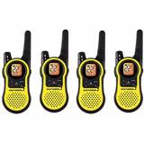 4 Radio Comunicador Motorola Talkabout Mh230 37km Walk Talk