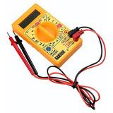 Multimetro Digital Dt830+multimetro Analógico Brasfort 8520