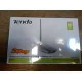 Antena Wifi Rompe Muros Uh150 Tenda Antena Externa De 5dbi,