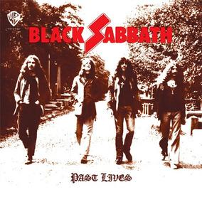 Lp Black Sabbath Past Lives Deluxe Edition 180g Duplo
