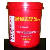 Botox Capilar Titanium Lizze - Life Hair 1kg