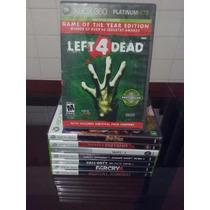 Left 4 Dead Mídia Física (português Ou Inglês) Xbox 360