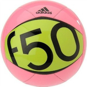 balon adidas f50 rosa