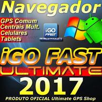 Atualização2017 Gps Igo Primo Ultimate Multilaser Foston Bak