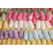 Paquete De 50 Algodón De Azúcar Mini - Cdmx