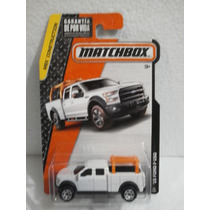 Matchbox Camioneta 15 Ford F-150 Blanco 26/120