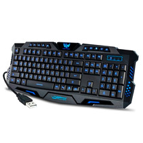 Teclado Gamer Iluminado Led Neon Usb Anti-ghosting Abnt2 A2