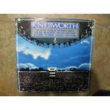 Lp Pink Floyd, Knebworth, Varios Artistas