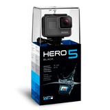 Gopro Hero5 Black Gps 4k Wifi/bluetooth Waterproof Tugadget
