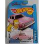 Hot Wheels The Simpsons Family Car (aceptamos Mp)