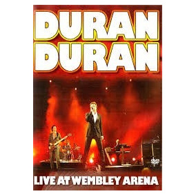 Duran Duran - Live At Wembley Arena - Dvd Sb