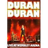 Duran Duran - Live At Wembley Arena - Dvd Sb