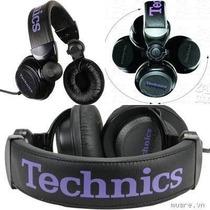 Fone Technics Rp Dj 1200 Purple
